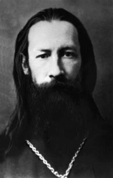 Священник Александр Смирнов